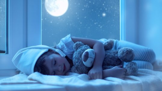 Too Little Sleep Linked to Health Problems in Children, Teens